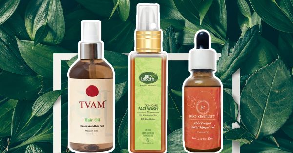 We Bet You Didn't Know About These Organic Indian Beauty Brands!