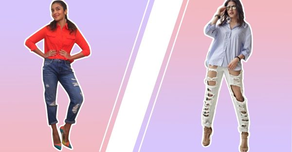8 Chic Ways You Can Style Your Boyfriend Jeans (Approved By Your Fave Celebs!)