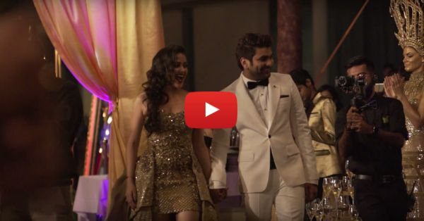 Atif Aslam Sang For This Couple's Entry & It's Beautiful!