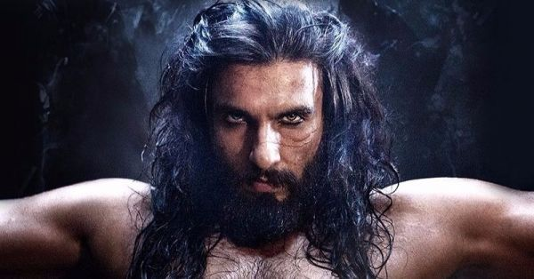 Have You Checked Out Ranveer's 'Padmavati' Look Yet?
