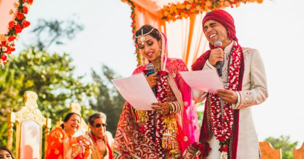 Swag, Style & Holi: This Couple Had The Most Badass Wedding Ever!