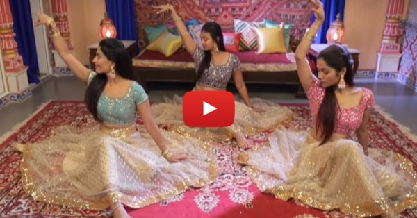 This Sizzling Dance On 'Piya More' Will Set Your Sangeet Stage On *Fire*