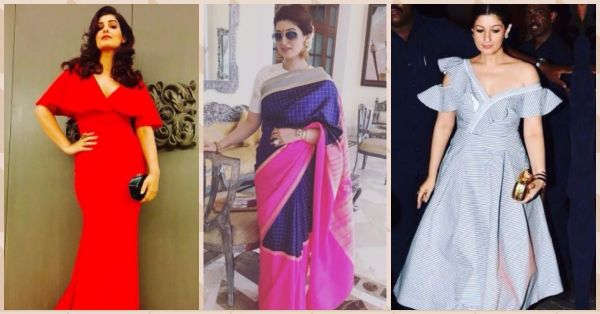 7 Times Twinkle Khanna Proved That She's As Fashionable As She Is Funny!