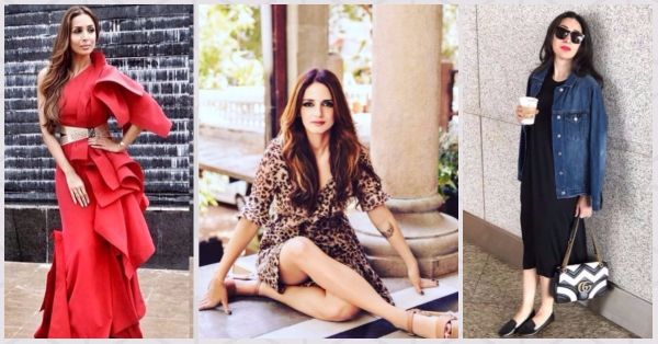 From Sridevi To Kareena Kapoor, These Are The 10 Most Stylish Moms Of Bollywood!