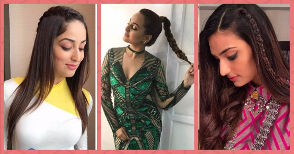 Festivities In the H-Air: This Diwali Shine Like A Celeb With These Braided Hairdos!