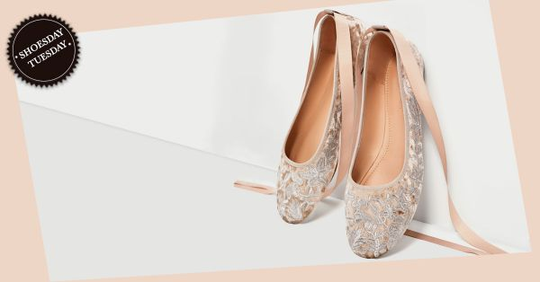 #ShoesdayTuesday: The Zara Ballet Flats We're Crushing On!