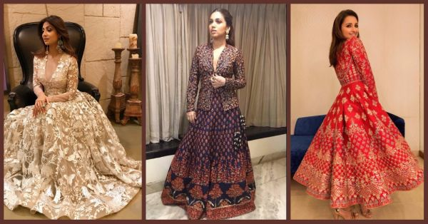 What Your FAVE Celebs Are Wearing To Diwali Parties