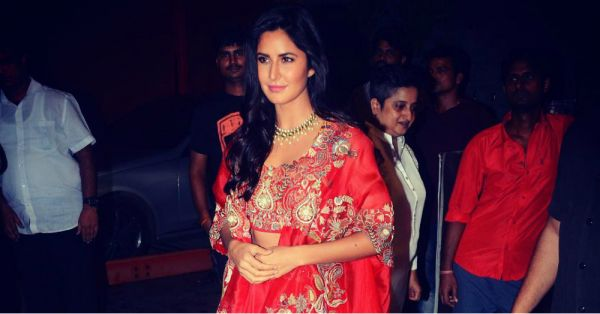 Katrina Kaif's Outfit Is Such A Beautiful Upgrade To The RED Bridal Lehenga!