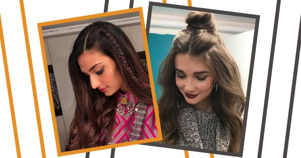 Chic & simple hairstyles to suit every hair length