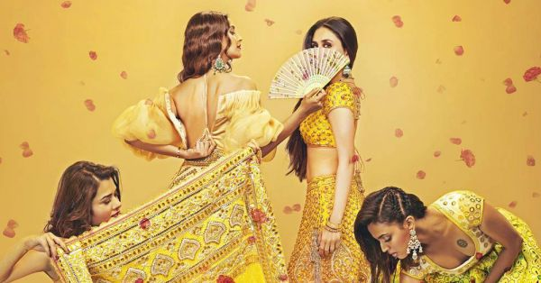 The First Look Of 'Veere Di Wedding' Is Here & We're Loving It!