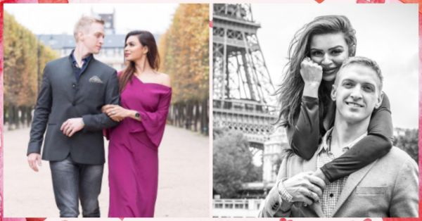 This Celeb Couple Had A Pre Wedding Shoot In Paris & It's Nothing Short Of A Fairytale!