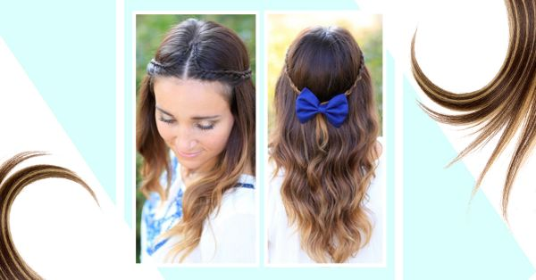 Wet Hair, Don't Care: These Hairstyles Are Perfect For When You Leave Home With Wet Hair!