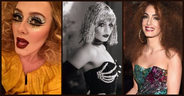 Killing IT: These Celebrities Are Already WINNING Halloween And How!