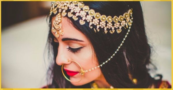This Graceful Dubai Bride Is All The #BridalGoals You Will EVER Need!