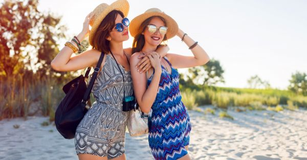 5 Affordable Foreign Destinations For Your Next All Girls Trip!