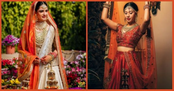 11 Different & *Beautiful* Ways To Drape Your Bridal Dupatta!