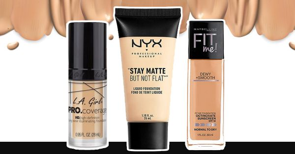 Lay It Right: How To Pick The Perfect Foundation Shade And Mix N Match!