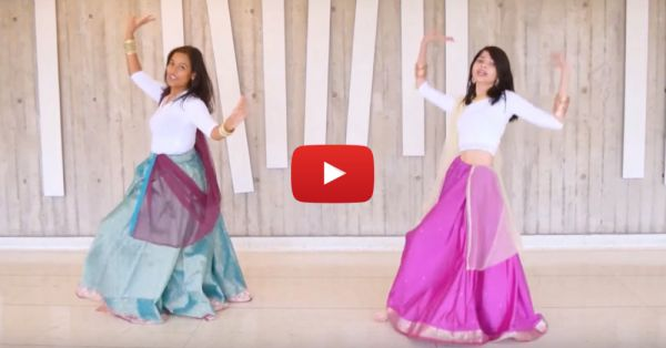 This Choreography On 'The Ghoomar Song' Is Perfect For Your Bestie Ki Shaadi!