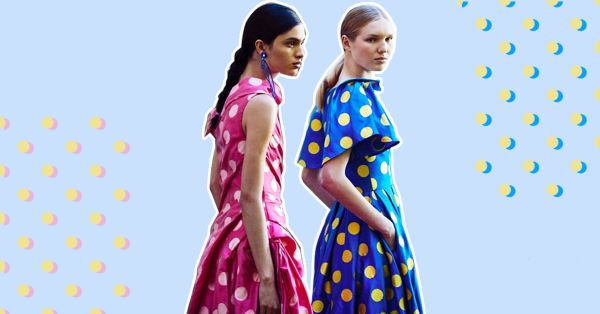 On The Dot: The Polka Trend Is Making A Comeback!