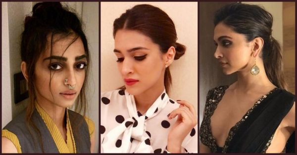 The Best Of Fall Hairstyles We Spotted On Celebs Recently!