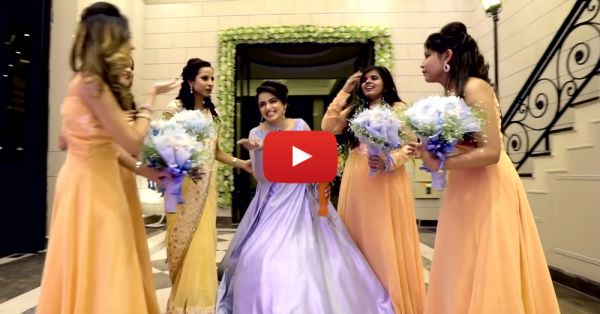 The Video Captures The Journey Of A Bride & It's Just So Heartwarming!