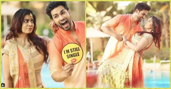 This Telly Hottie's Bollywood Style Pre-Wedding Photoshoot Is All Kinds Of Fun!