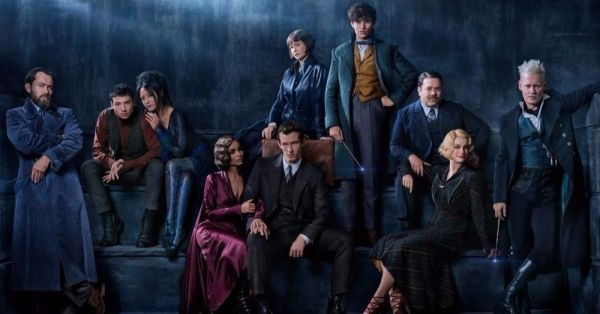 First Look Of 'The Crimes Of Grindelwald' Is Out And We Can't Keep Calm!