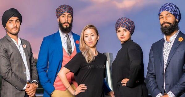 #TrendyTurbans: This Canadian Designer Is Making Dastars Fashionable!