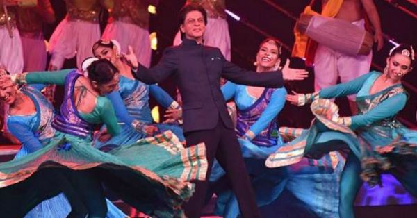 The International Film Festival Of India 2017 Opens With SRK's Epic Speech