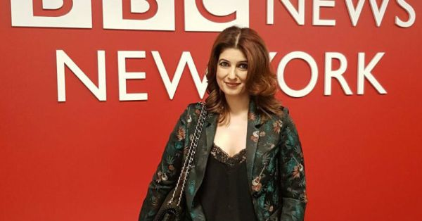 Twinkle Khanna Talks Menstruation & Sanitary Pads On BBC & Honestly, Yes, Woman!
