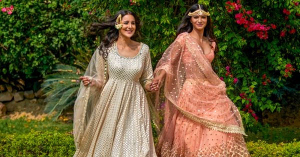 This Designer's Latest Bridal Collection Will Make You Feel Like A 'Haseen' Pari!