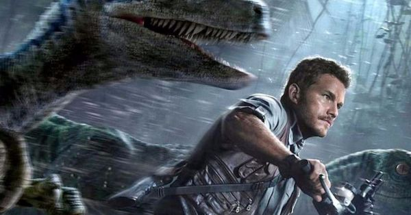 Chris Pratt Is Back With Jurassic World 2 & We're Just, Like Wow!