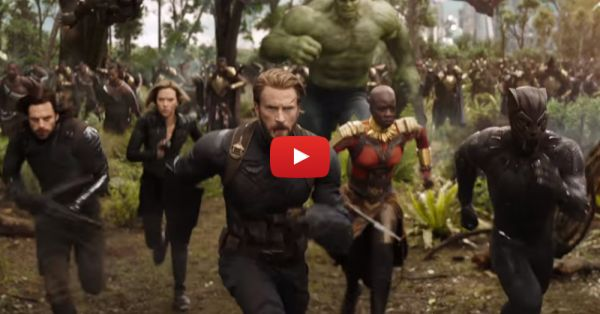 The 'Avengers: Infinity War' Trailer Is Finally Here & We're Shook!