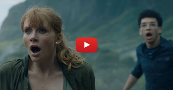 The Jurassic World: Fallen Kingdom Teaser Is Here And Our Monday Just Got Better!