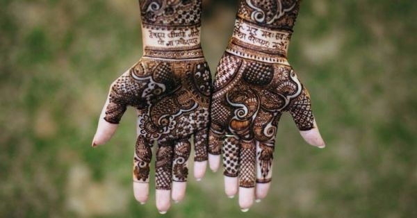 Minimalist, Unique & Quirky: 40 Mehendi Designs For The Bride-To-Be!