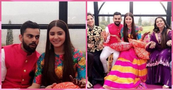 Virat Sang For Anushka At Their Wedding & Her Expression Was *Priceless*