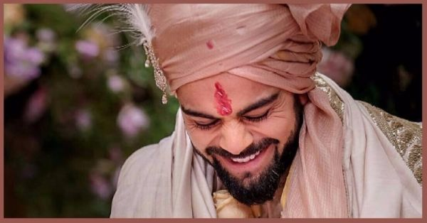Dear Future Husband, Can You Be As Cute As Virat At Our Wedding?!
