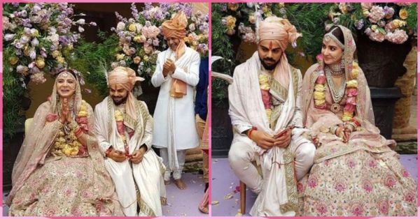 Virat Kohli Dancing With His In-Laws Makes Him Every Mother's Dream Son-In-Law!