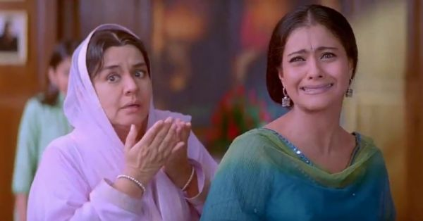 10 Times Kajol In K3G Was Every Girl Ever!