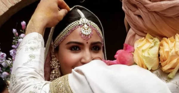 Unseen Pictures From Virat And Anushka's Wedding Are Here, You Guys!