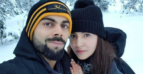 DROP EVERYTHING! The First Picture From Virat & Anushka's Honeymoon Is Here!