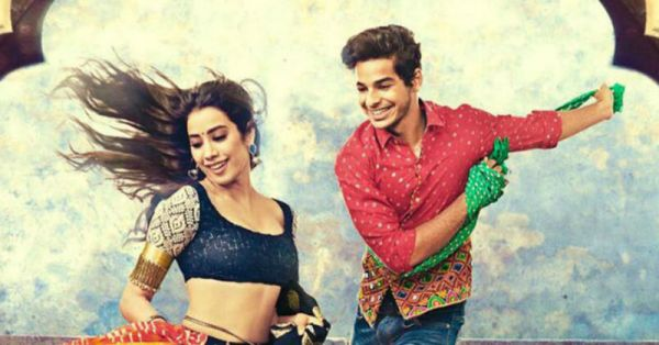 Dhadak's Shooting Was Stalled In Rajasthan & Here's What We Know