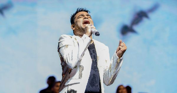 A.R. Rahman Tells Us About Completing 25 Years In Bollywood & His Musical Journey