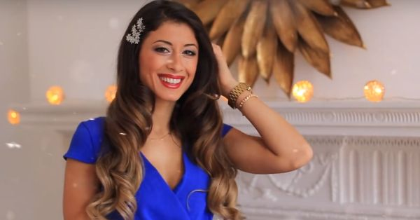 Holiday Glam: Hairstyles You Can Rock For Your NYE Party This Year!