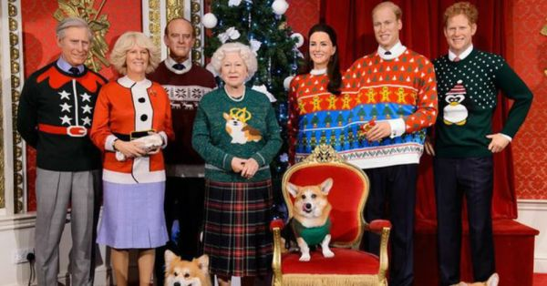 Approved By Royalty: The Best Ugly Christmas Sweaters To Shop Online Now!
