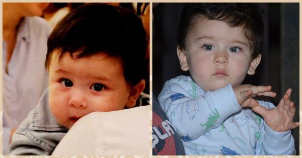 Here's Taimur Ali Khan Pataudi's First Year In Pictures!