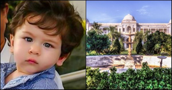 What We Know About The Pataudi Palace Where Taimur Is Celebrating His Birthday Today