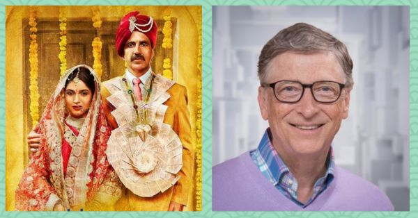 This Akshay Kumar Movie Makes It To Bill Gates' Inspirational Stories Of 2017 List!