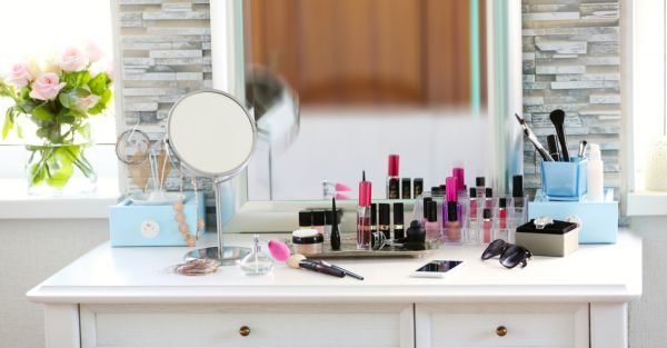 A Clean Slate: Clutter-Free Your Dresser For The New Year