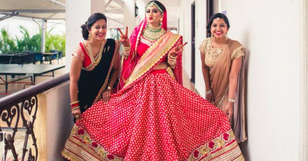 Dear Bride-To-Be, Please DON'T Do These Things While Shopping For Your Bridal Lehenga!